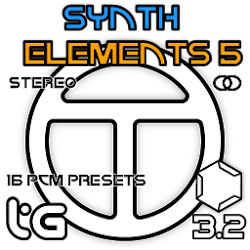 Caustic 3.2 Synth Elements Pack 5