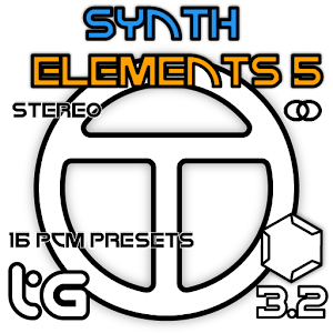 Caustic 3.2 Synth Elements Pack 5 For PC