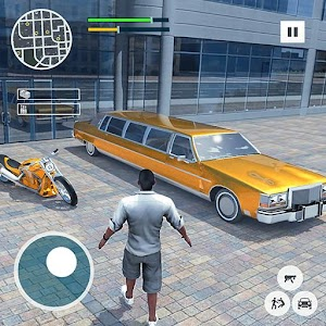 Grand Limo Gangster City Mafia Crime Auto Online PC (Windows / MAC)