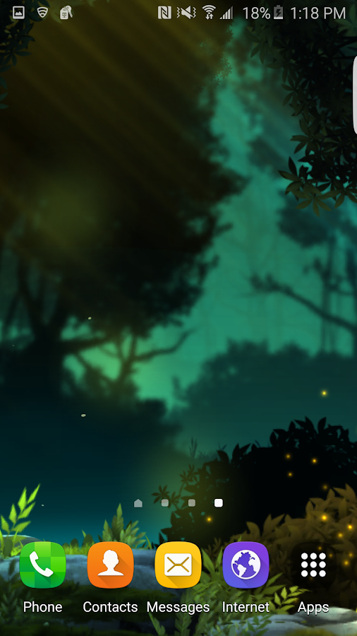 Fantasy Jungle Live Wallpaper Screenshot 6