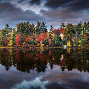 Autumn has arrived by Dragan Milovanovic - Landscapes Waterscapes (  )
