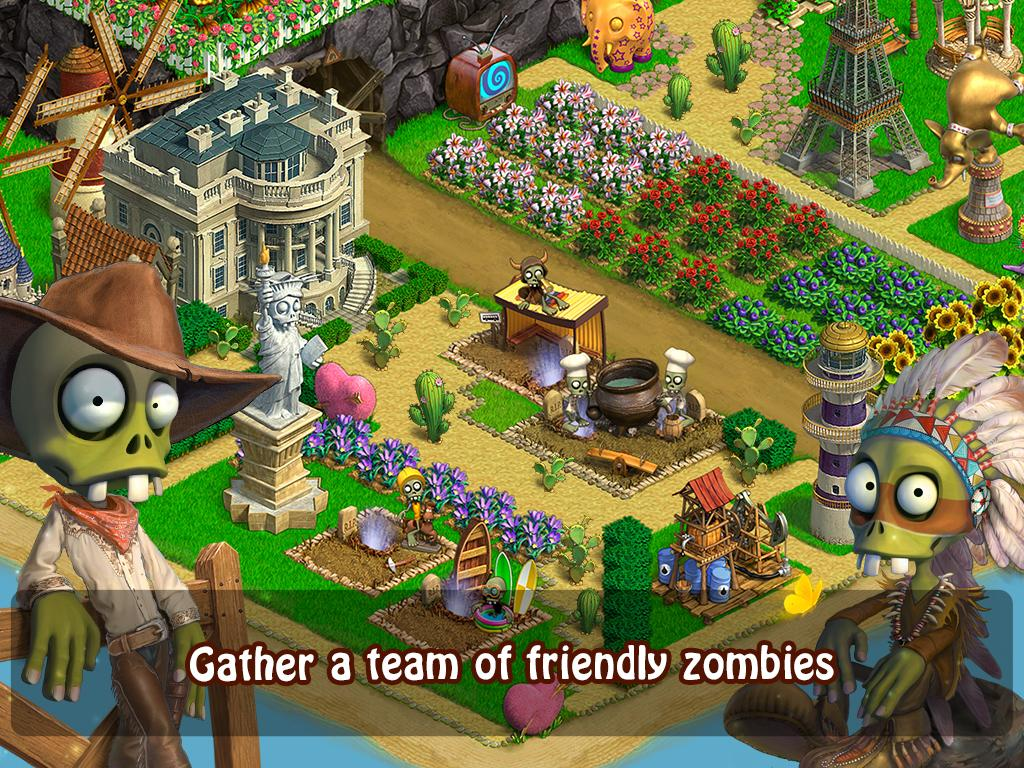 Zombie Castaways Screenshot 0