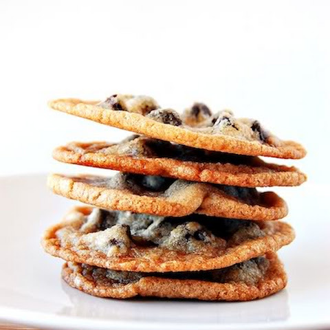 Sarah's Top Secret Chocolate Chip Cookies