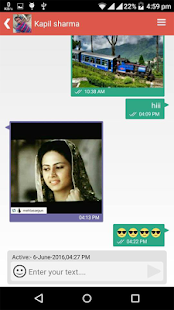 Oii Chat Messenger Chating App - screenshot