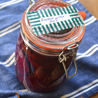 Beetroot Pickle Vinegar Recipes