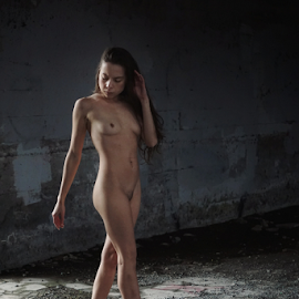 Sylphe  by Todd Reynolds - Nudes & Boudoir Artistic Nude