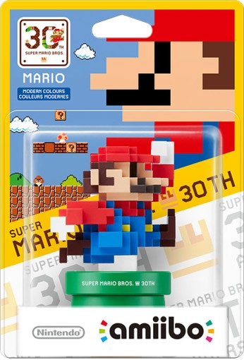 30th Anniversary Mario - Modern Color packaged (thumbnail) - Super Mario Bros. 30th Anniversary series