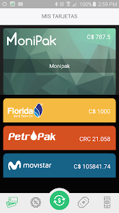 Monipak Restaurante - screenshot