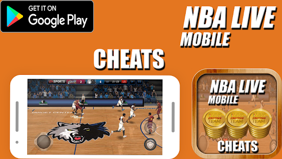 Cheats For Nba Live Prank ! APK for Kindle Fire