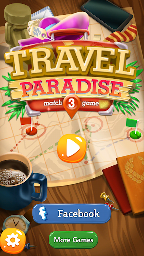 Travel Paradise: Match 3 Game For PC