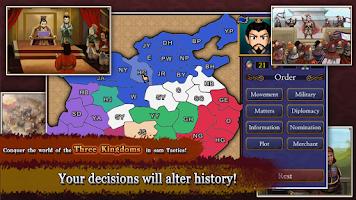 Screenshot of Three Kingdoms