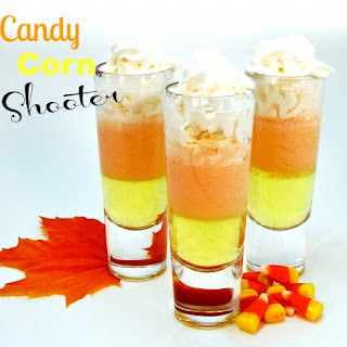 Van Gogh Halloween Candy Corn Shooter