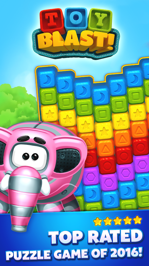 Toy Blast Screenshot 4