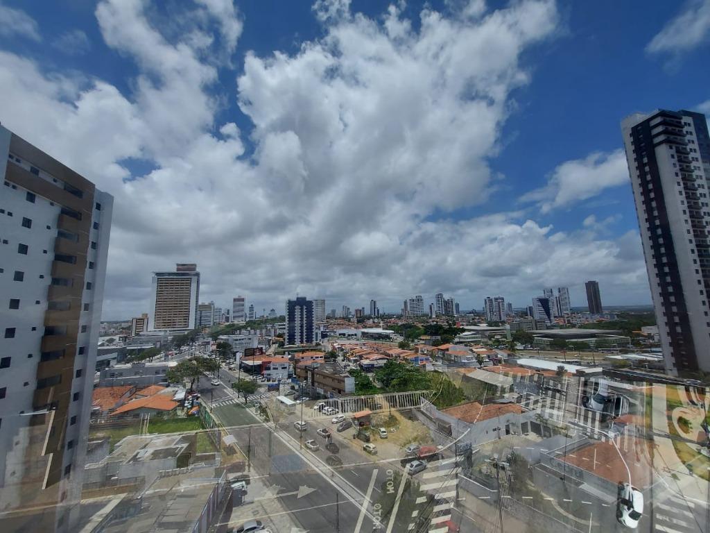 Sala para alugar, 47 m² por R$ 1.300,00/mês - Miramar - João Pessoa/PB