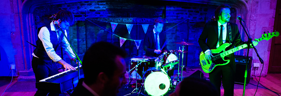 William Blake Band - Wedding Band Bristol