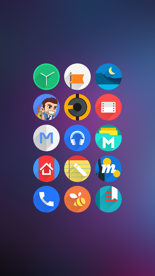 Yitax - Icon Pack Screenshot 3