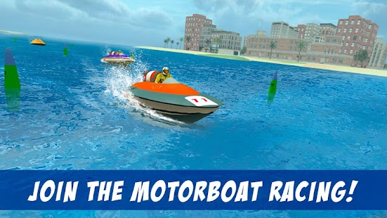 Extreme Boat Racing Tournament - screenshot