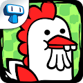 APK Game Chicken Evolution - for BB, BlackBerry