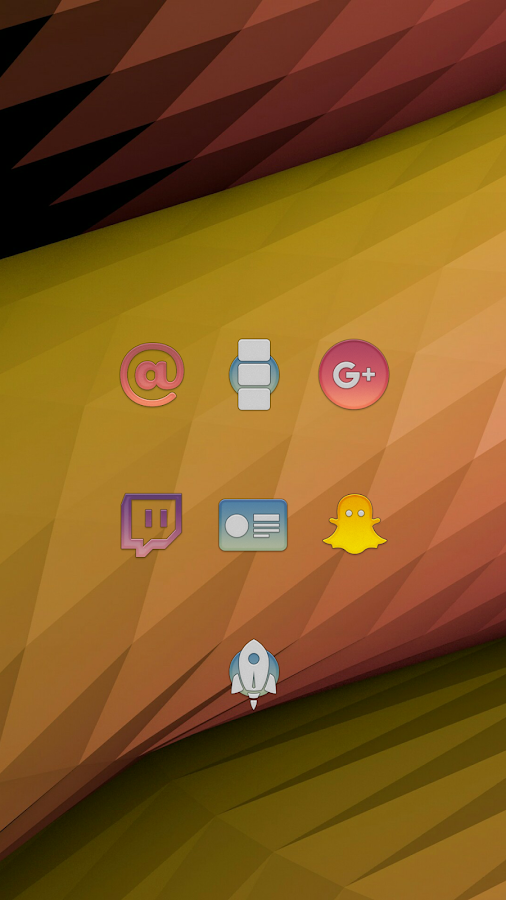 Redux Beta - Icon Pack Screenshot 4