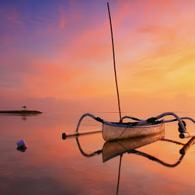 Karang Beach by Krishna Mahaputra - Landscapes Travel ( landscape )