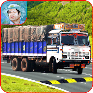 Indian Cargo Truck Sim 2018 Icon
