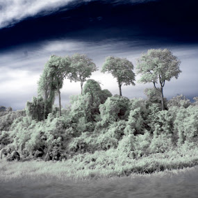 ir by Mohamad Sa'at Haji Mokim - Landscapes Weather