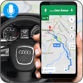 App GPS Driving Route Tracking - Live Map Navigation apk for kindle fire