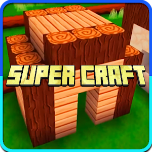 Super Craft: Building Game the best app – Try on PC Now