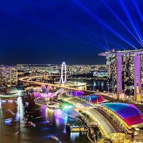 The Show by Arthit Somsakul - City,  Street & Park  Skylines