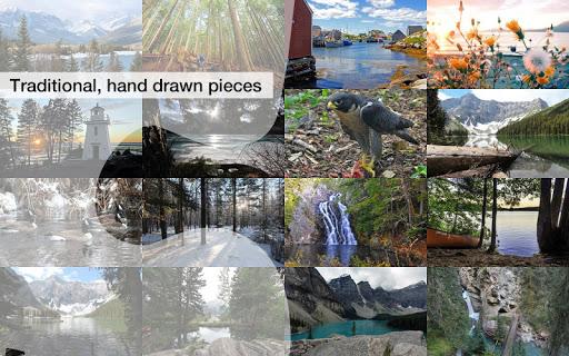 Jigsaw Puzzles: Cana - screenshot