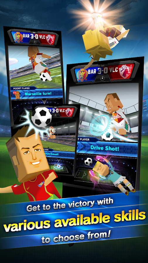 POCKET FOOTBALLER PLUS Screenshot 4