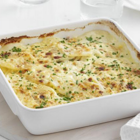 Easy Potato Casserole With Cream Cheese and Chives