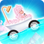 Download Baby Toilet Race: Cleanup Fun APK to PC