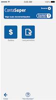 Screenshot of ContaSuper