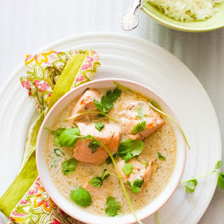 Salmon Curry Lime Recipes
