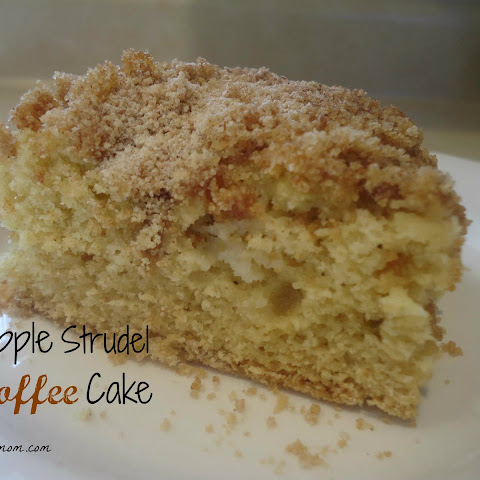 Apple Strudel Coffee Cake