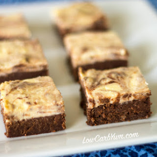 Cheesecake Brownies – Gluten Free