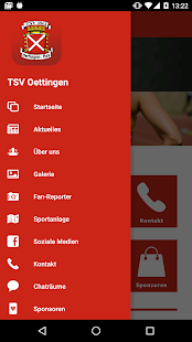 TSV Oettingen - screenshot