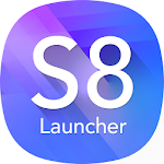 S8 Launcher Galaxy - Galaxy S8 Launcher, Theme Icon