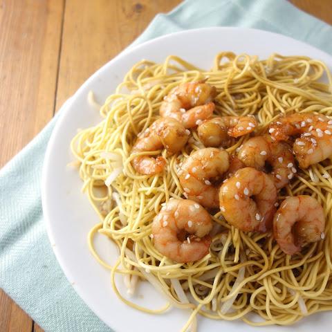 10 Best Shrimp Teriyaki Noodles Recipes | Yummly