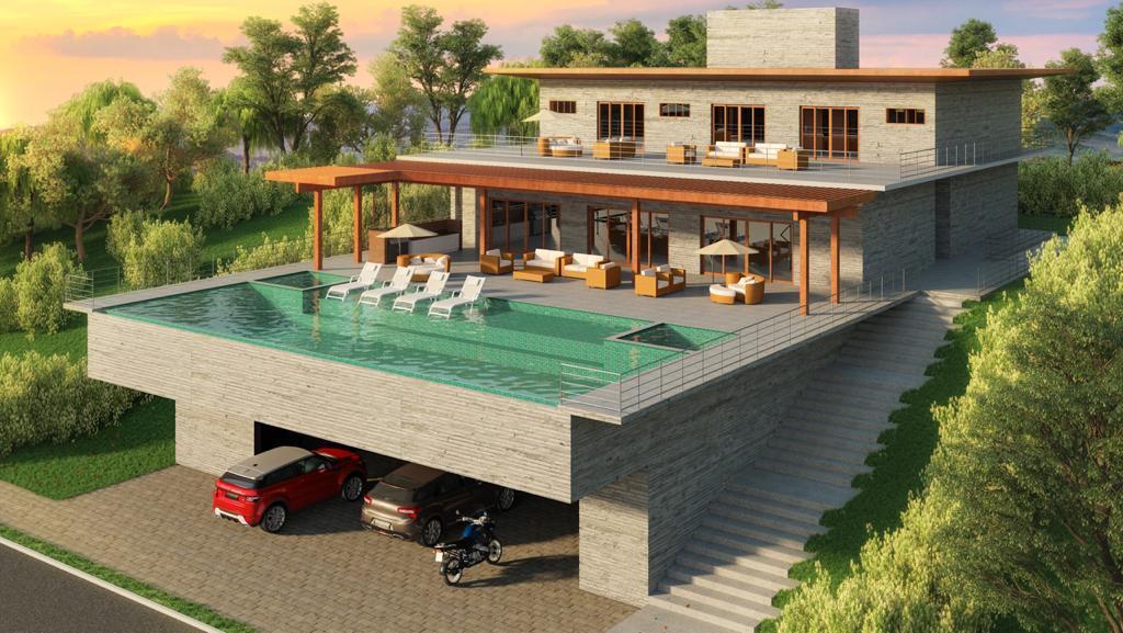 Sobrado à venda, 1444 m² por R$ 7.000.000,00 - Condomínio Fazenda Dona Carolina - Itatiba/SP