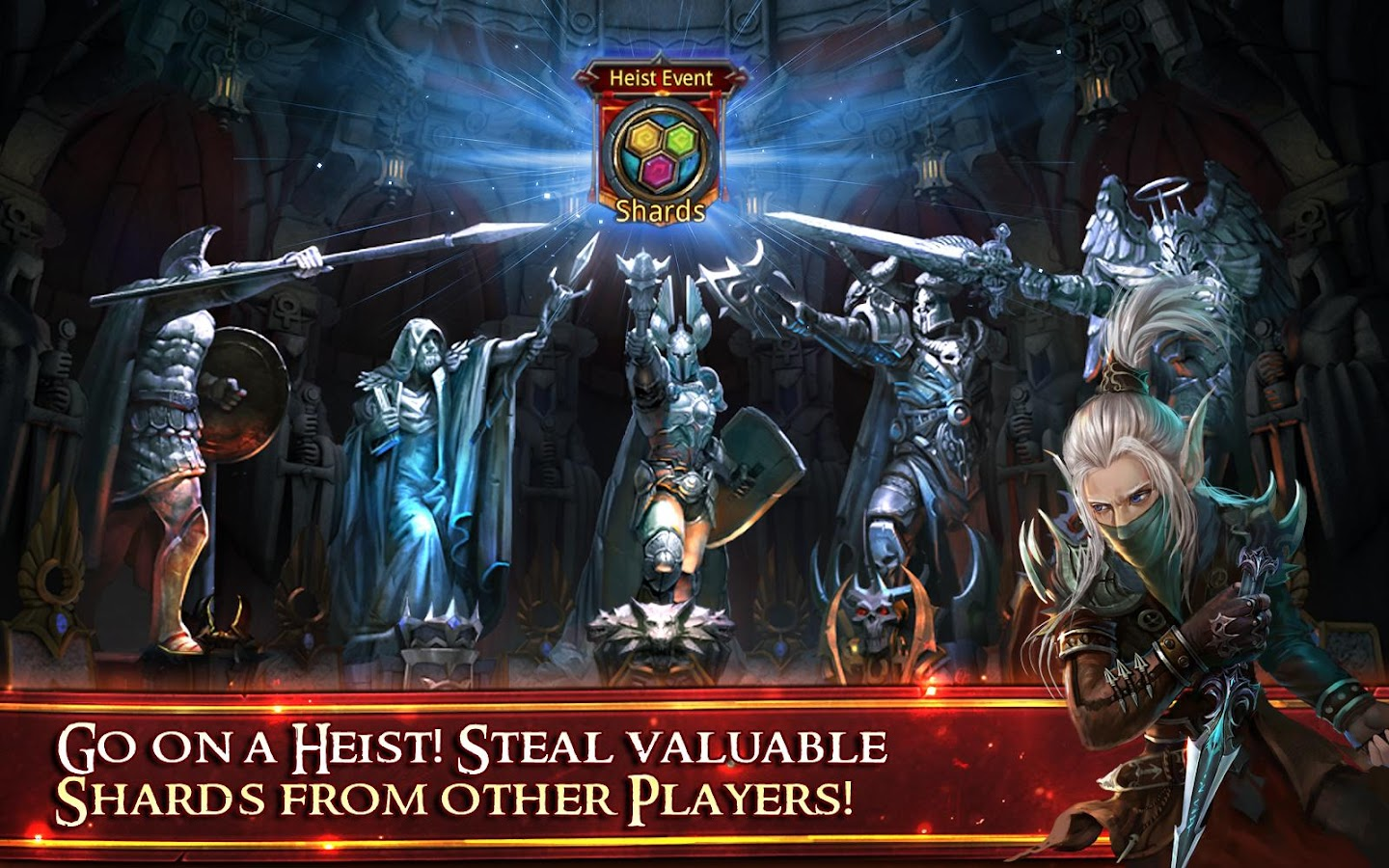 Deck Heroes: Legacy Screenshot 4