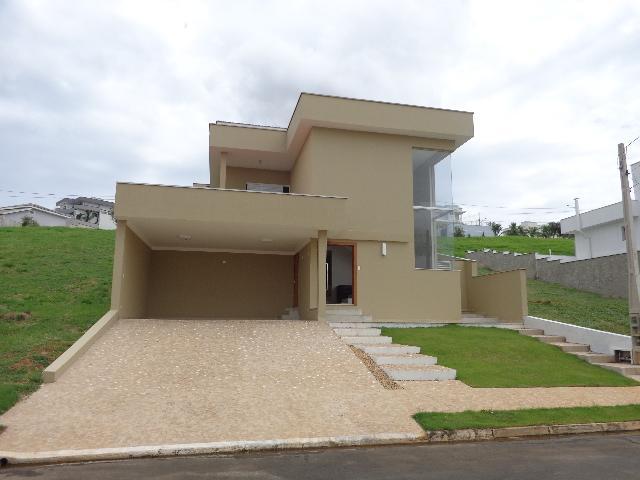 Sobrado residencial à venda, Loteamento Residencial Reserva Do Engenho, Piracicaba.