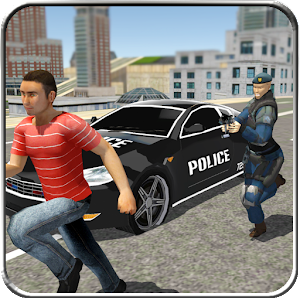 Cover art Police Chase Driver 3D