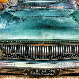 iPhone photo - Old Car by Rick Pelletier - Novices Only Objects & Still Life