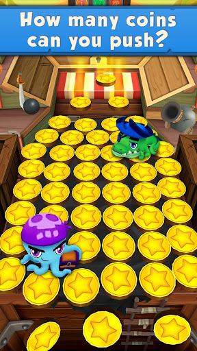 Coin Dozer: Pirates screenshot 1