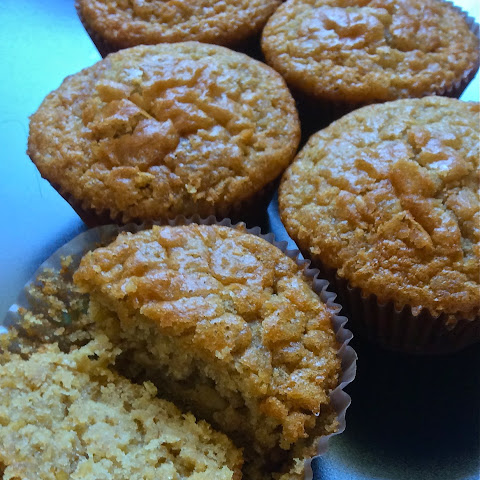 Gluten Free Old Fashioned Oatmeal Muffins