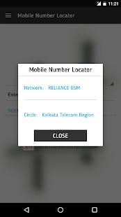 Mobile Cal Number Locator APK for Bluestacks