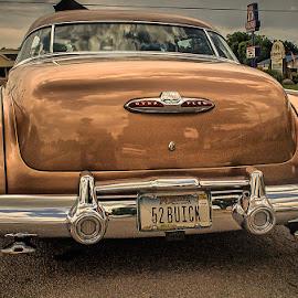 1952 Buick Eight by Ray Ebersole - Transportation Automobiles ( automobile, buick, tulsa ok )