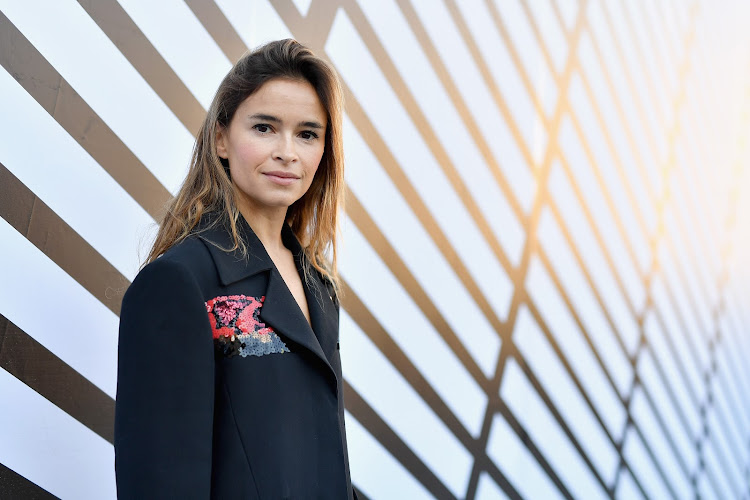 Miroslava Duma's, fashionista and entrepreneur, mission is to bring the worlds of luxury and technology together
